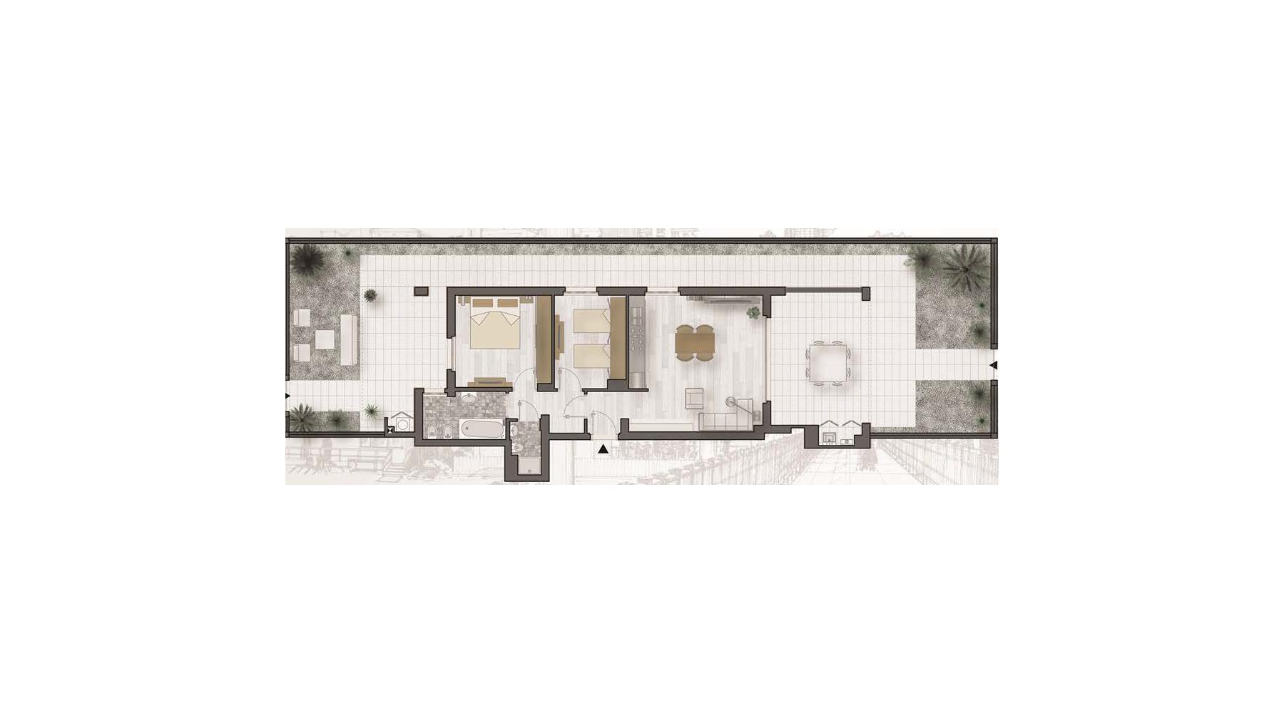 Immagini di giardino con planimetria casa con giardino for Planimetrie della casa minimalista