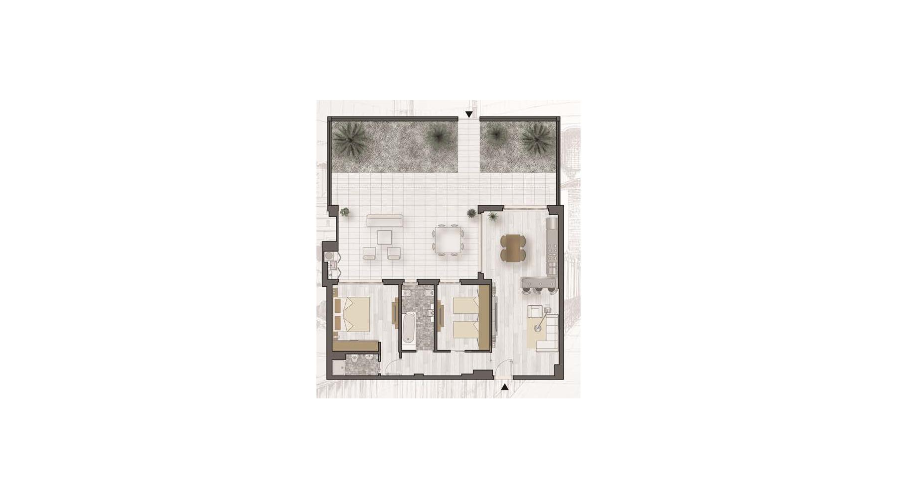 Immagini di giardino con planimetria casa con giardino for Planimetrie della casa con seminterrato di sciopero