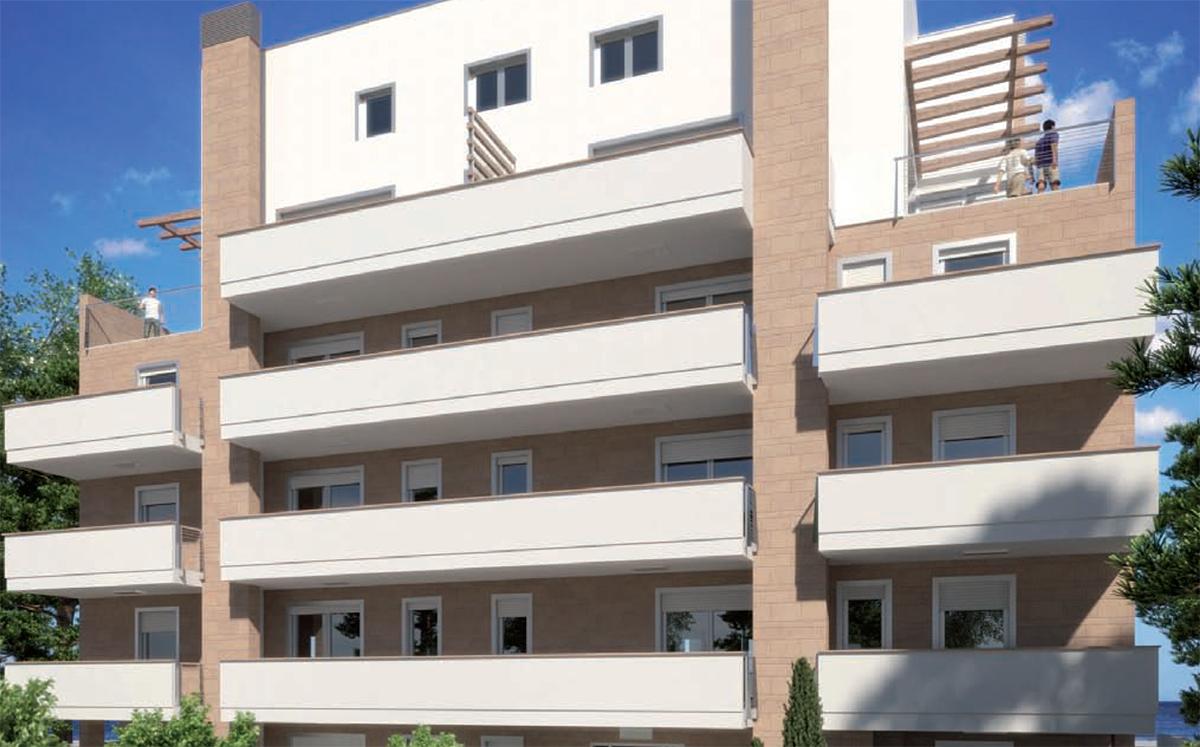 Prestigiosi appartamenti a francavilla al mare lido della for Appartamenti affitto mare